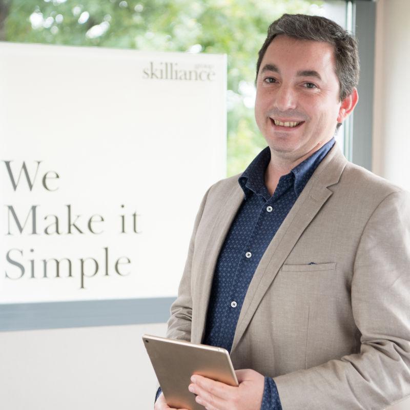 Skilliance Group - Recherche & Développement - Aurélien Demarquis